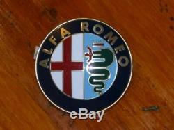 Logo Alfa Romeo Sud Sprint Alfetta Gtv Nuova Gtv6 33 75 90 145 146 155 156 164