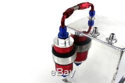 Motorsport Carburant Type 40 Zwischentank Dérive Carburant Swirl Pot Jdm