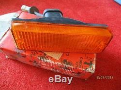 ORIGINAL ALFA ROMEO ALFETTA GTV Clignotant droite complet orange OLSA 60731356
