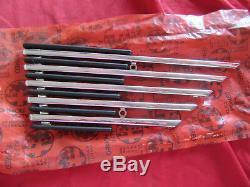 ORIGINAL ALFA ROMEO ALFETTA Panneau latéral Grille métal 116035905801 NEUF