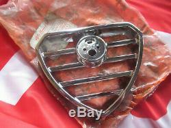 Original Alfa Romeo Alfetta Giulietta 116 Grille Kühlerherz 11650590310000 Neuf