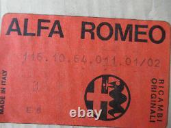 Original Alfa Romeo Alfetta Gt Gtv 1. Série Compte-Tours Jaeger 11610640110102
