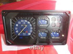 Original Alfa Romeo Alfetta Gt Gtv 1. Série Compte-Tours Unité 116106401403 Top