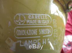 Original Alfa Romeo Alfetta Gt Gtv Innenscheinwerfer Carello 116116508800 Neuf