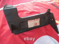 Original Alfa Romeo Alfetta Gt Gtv Soude Support Batterie Tôle de Maitien