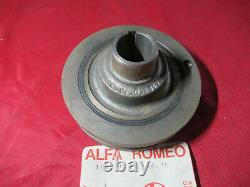 Original Alfa Romeo Alfetta Gtv Gt Poulie 116015944410 Neuf