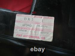 Original Alfa Romeo Alfetta Soude Plaque Arrière Tôle de Terminaison 60724421