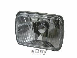 Rabbit 1971-1984 Hatchback 3D Crystal Feux Avant Phare Chrome for VW Volkswagen