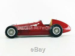 Tecnomodel Mythos 1/18 Alfa-romeo Alfetta 159 M Press Version 1951 Tm181