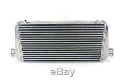 Universel Intercooler Typ11 600mm x 300mm x 76mm Inter Cooler Admission Turbo