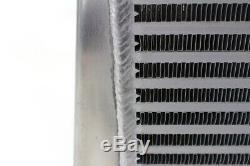 Universel Intercooler Typ11 600mm x 300mm x 76mm Inter Cooler Suralimentation