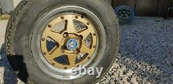 Vends 3 jantes ALU GOTTI pour Alfa Roméo Alfetta GTV 2000
