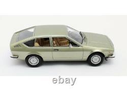 Voiture Miniature Alfa Romeo Alfetta GT Collection Vert Metallise 1975 118